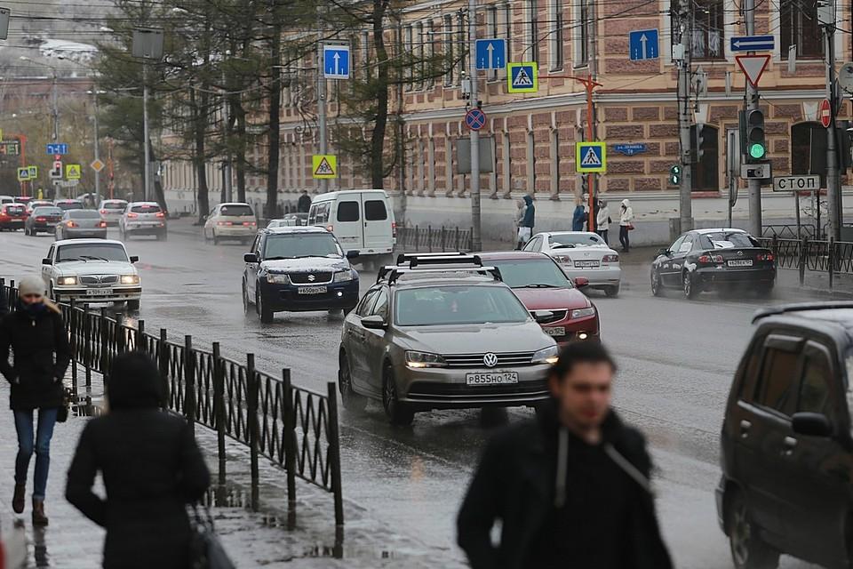 В Красноярске на грядущей рабочей неделе резко потеплеет до +15 градусов