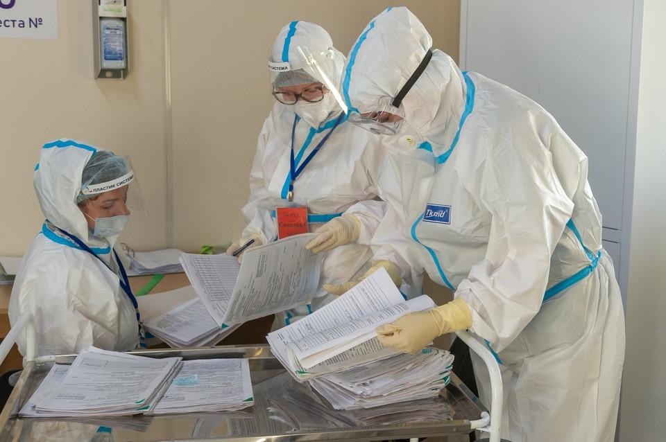 Всего с начала пандемии в Белгородской области коронавирусом заболели 34452 человека.