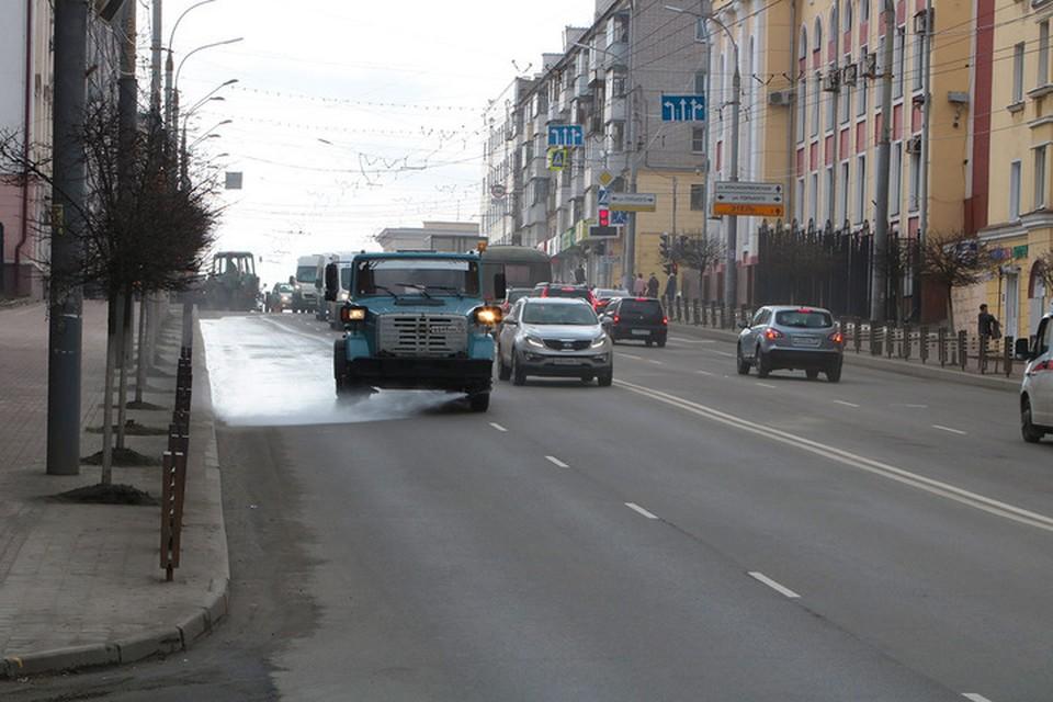 В Брянске за минувший день подтвердили 45 новых случаев коронавируса.