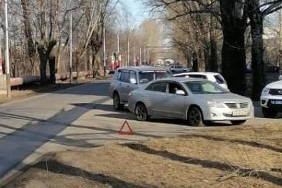 Судебные приставы заставили виновника ДТП выплатить 120 тысяч рублей в Хабаровске