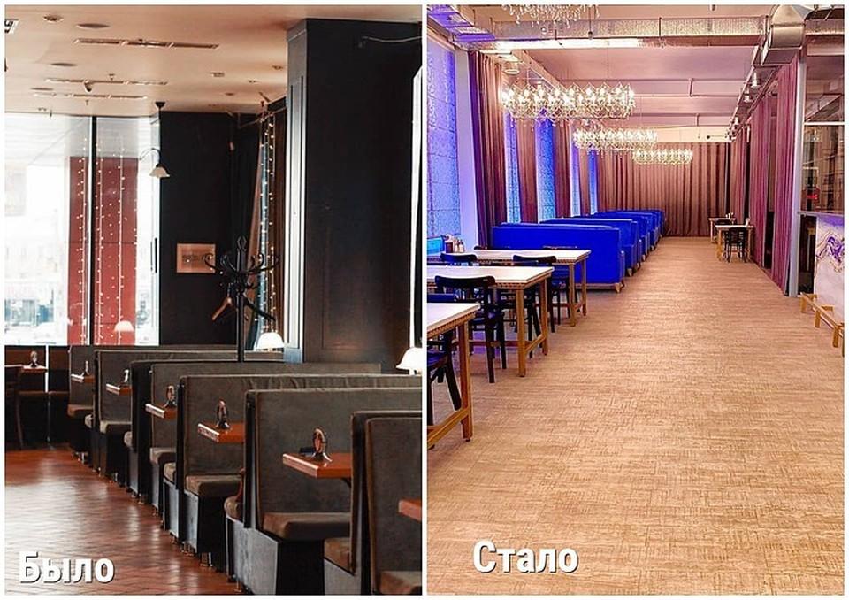 """Из чешского ресторана «Коза» стала европейским рестораном. Фото: ресторан """"Коза""""/Instagram.com"""