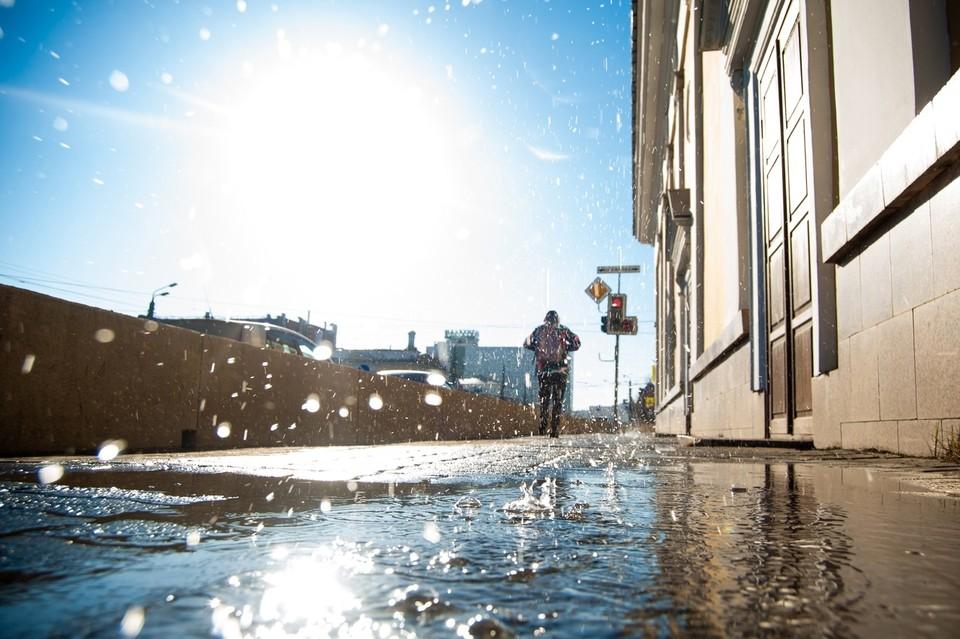 В Челябинске ожидается потепление