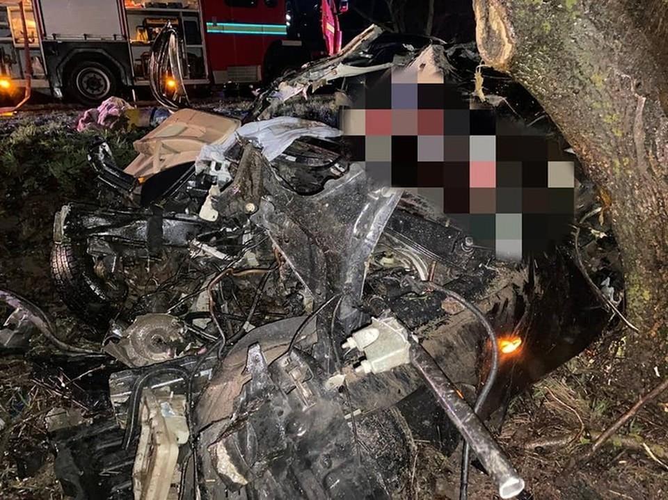 В Ниспоренском районе в ДТП погибли два подростка.