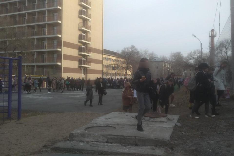 Хабаровск 5 марта захлестнула очередная волна «минирования» школ