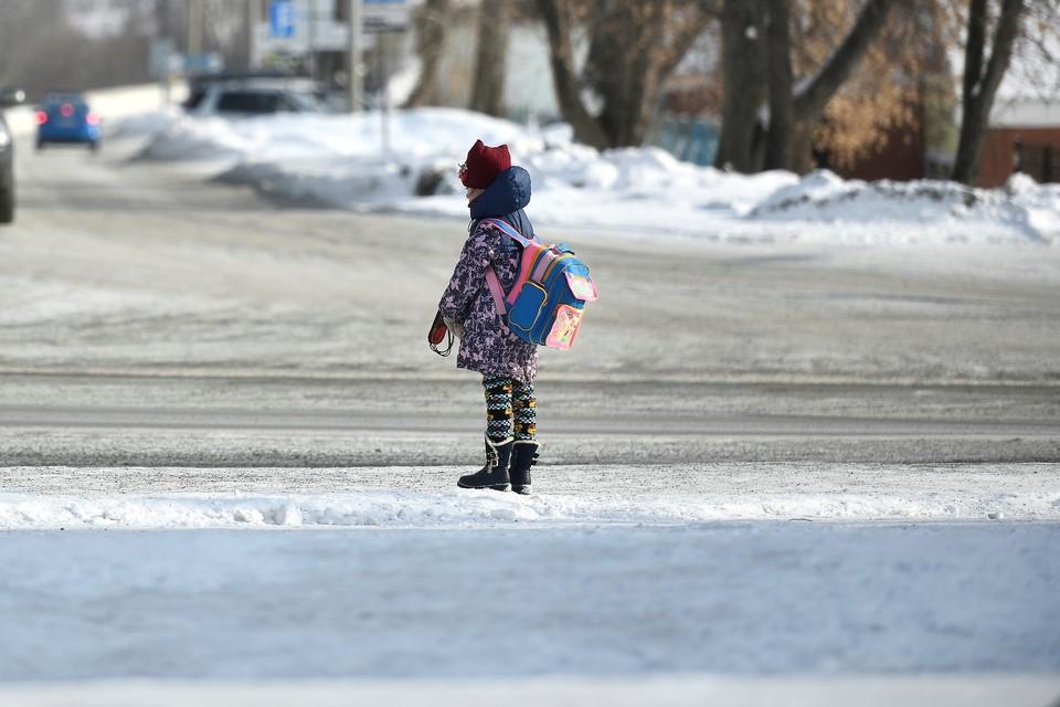 В Кузбассе 4-летняя девочка ушла искать маму и заблудилась