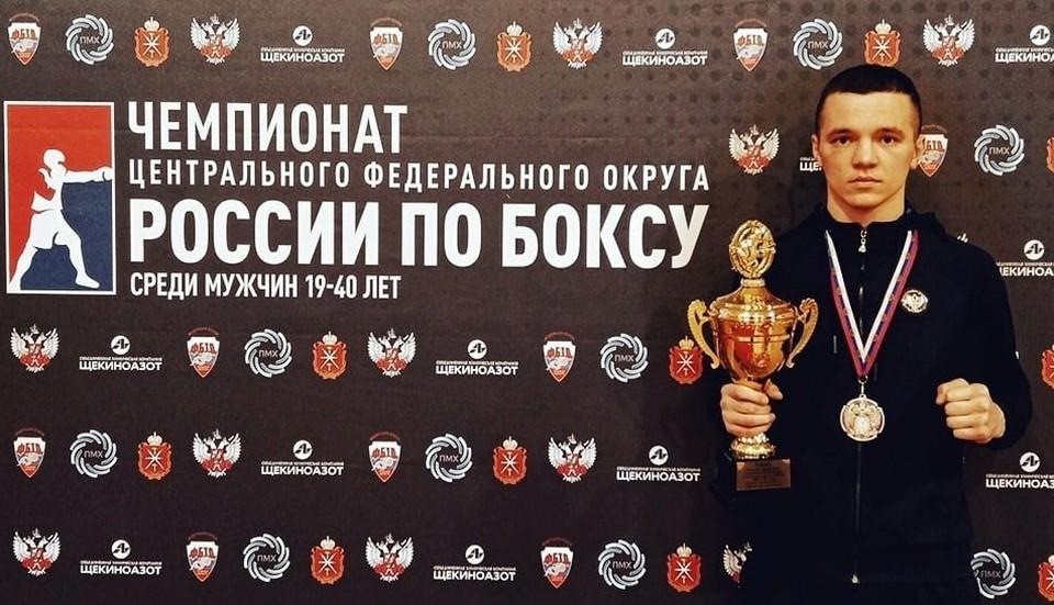 В конце апреля боксеры выступят на чемпионате России