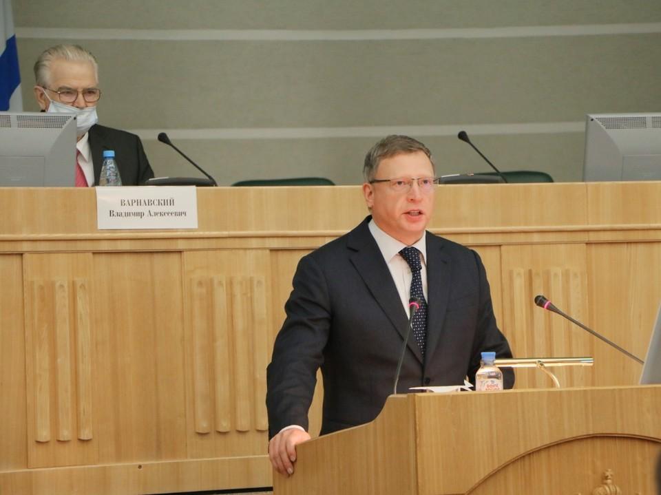 Александр Бурков не против второго срока.