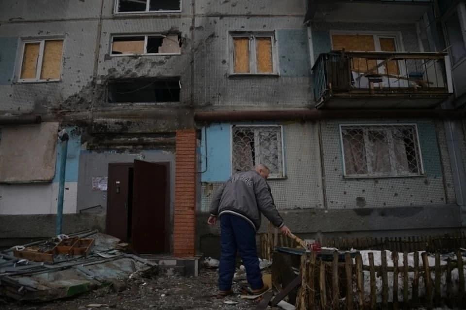В ДНР заявили о столкновении с украинскими военными