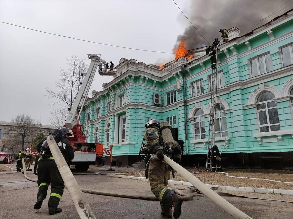 Фото: пресс-служба ГУ МЧС России по Амурской области