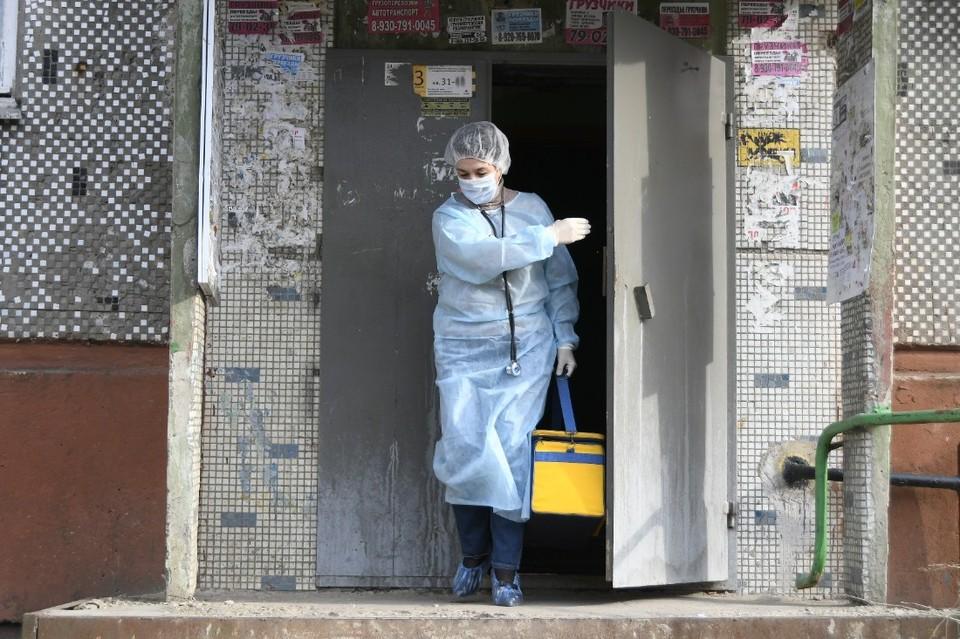 Коронавирус в Тульской области, последние данные на 6 апреля: 89 случаев заражения
