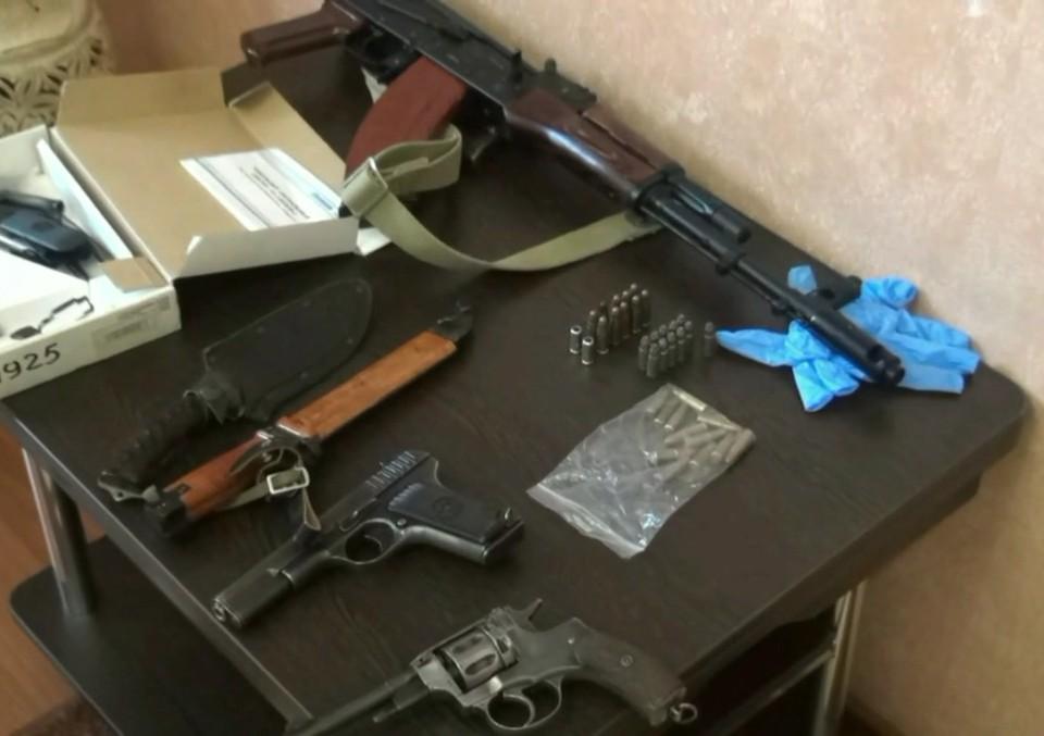 В Астраханской области прошло оперативно-профилактическое мероприятие «Оружие»