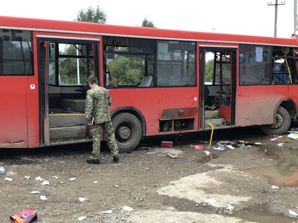 Это резонансное ДТП произошло в Перми в августе 2019-года. Фото: СУ СКР по Пермскому краю