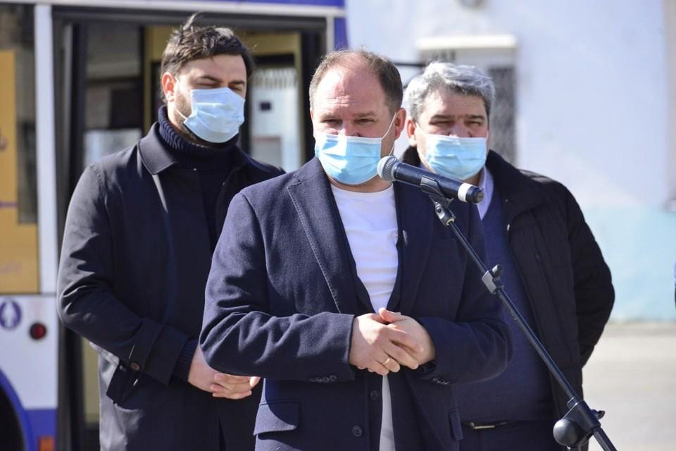 Столичный градоначальник заявил, что обязательно вакцинируется. Фото:ionceban.md
