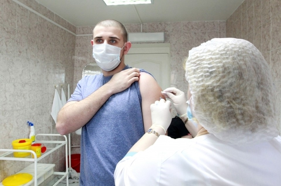 Все больше жителей Краснодарского края хотят сделать себе прививку от COVID-19