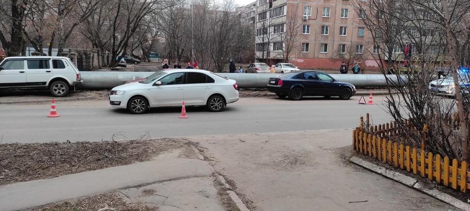 В Заводском районе Орла под машину попал 11-летний мальчик. Фото Госавтоинспекции Орловской области