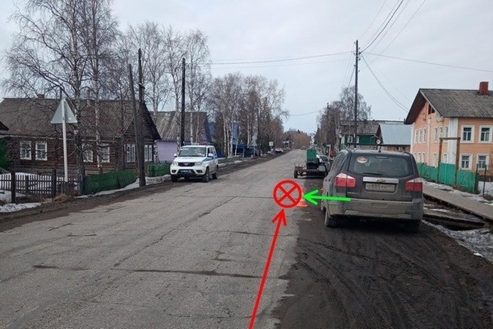 Фото: пресс-служба УГИБДД МВД по Коми