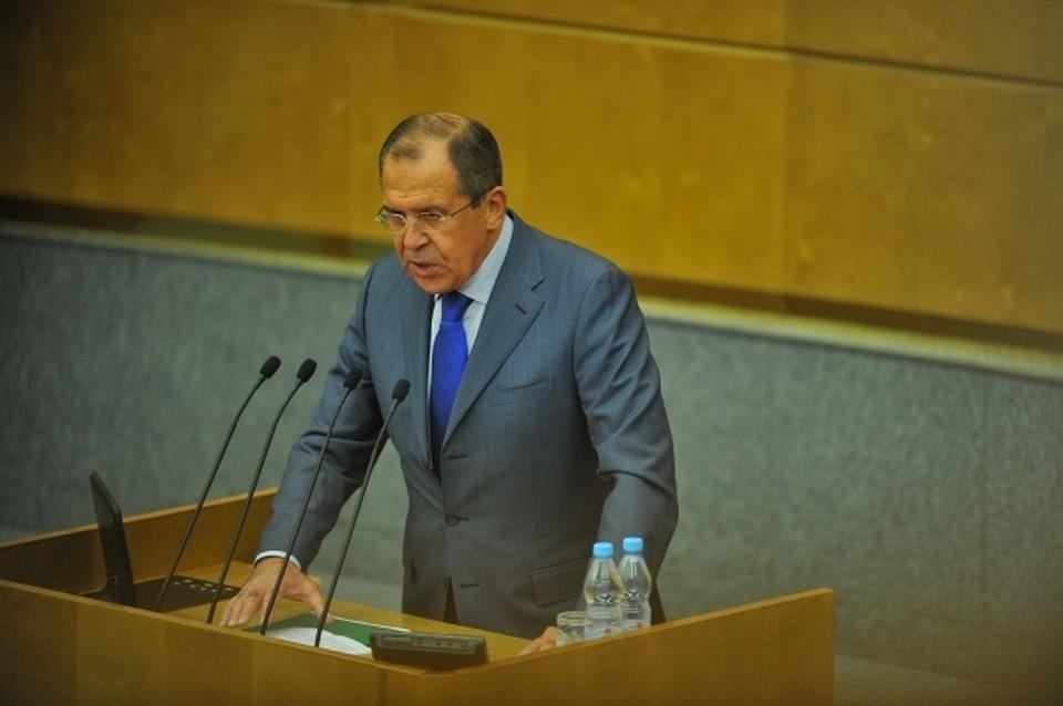 Сергей Лавров пригрозил США ответными мерами за любые недружественные шаги
