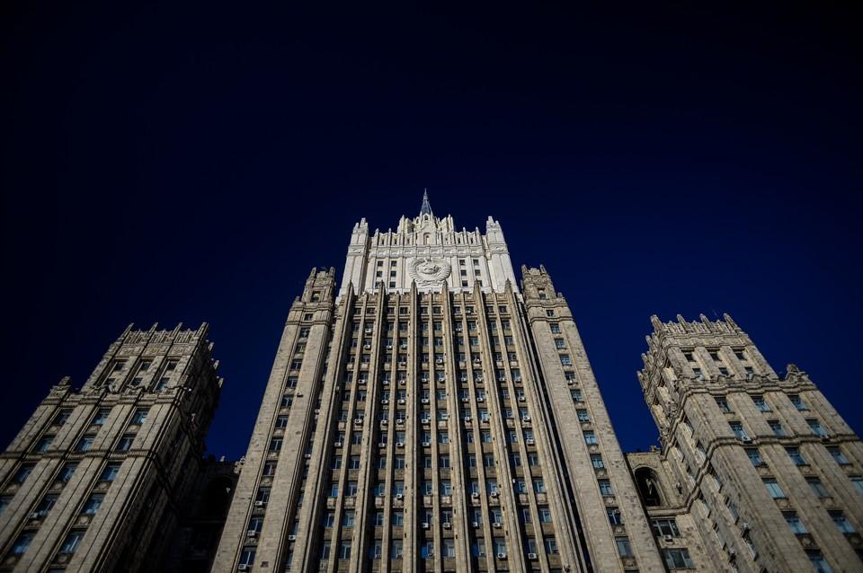 МИД России иронично ответил на заявление Пентагона по Украине