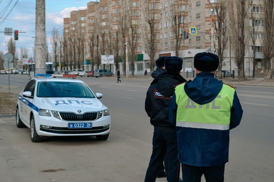 Операция «Такси» в Воронеже.