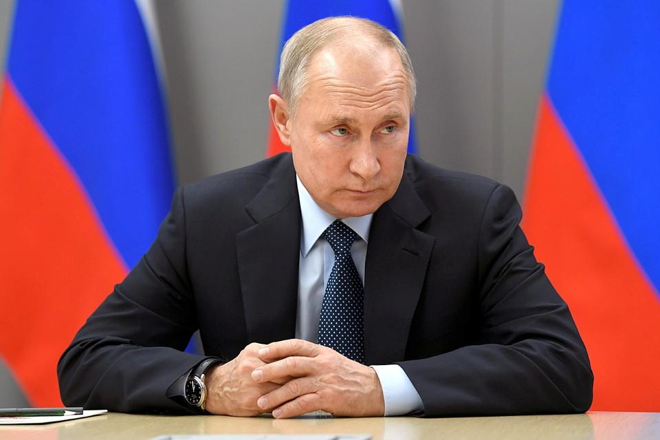 Путин поручил правительству взять под особый контроль темпы создания новых мест в детских садах.
