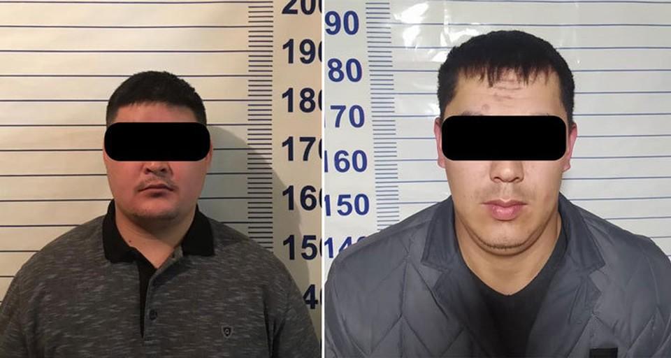 Задержаны еще двое подозреваемых.
