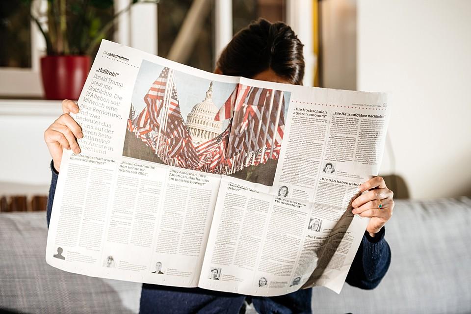 У американцев простые и понятные цели – взять под политическое управление европейские СМИ