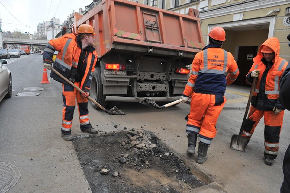 Список улиц, где в Нижнем Новгороде залатают ямы в первую очередь