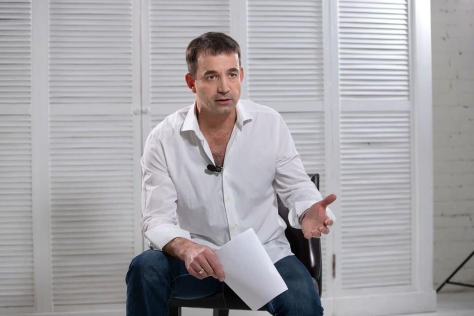 Актер Дмитрий Певцов призвал к отмене пенсионных изменений. Фото: Кирилл Журавок