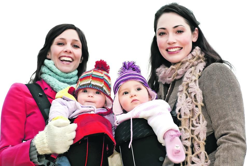 Российская система пособий по материнству считается одной из лучших в мире. Фото: picture alliance/moodboard