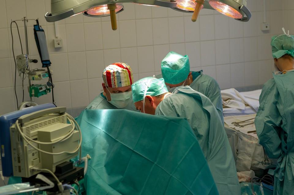В Санкт-Петербурге в 2020 году провели 95 операций по трансплантации органов и тканей человека