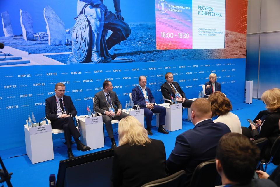 Экспертная дискуссия о перспективах возобновляемой энергетики в Сибири