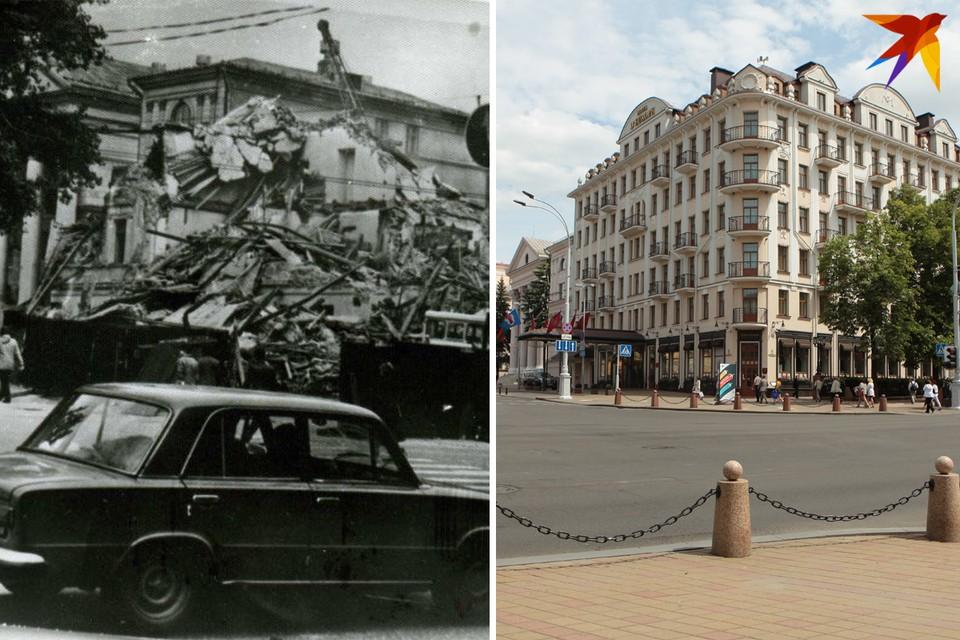 15 фотографий Минска тридцатилетней давности, на котором вы не узнаете этот город. Фото сайта pastvu.com и KP.BY.
