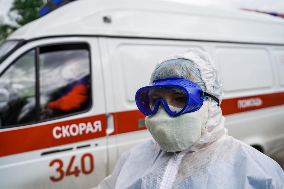 В Самарской области много смертельных случаев от коронавируса
