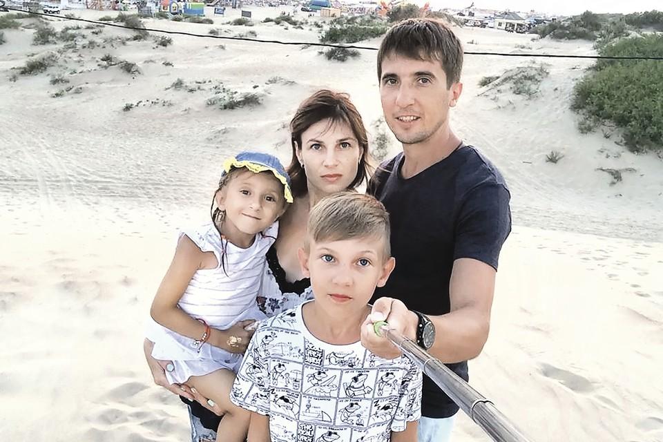 Дружная семья Шибиных. Фото: Личный архив