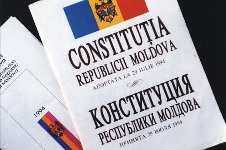 Игорь Додон – Майе Санду: Оставьте Конституцию и молдавский язык в покое.