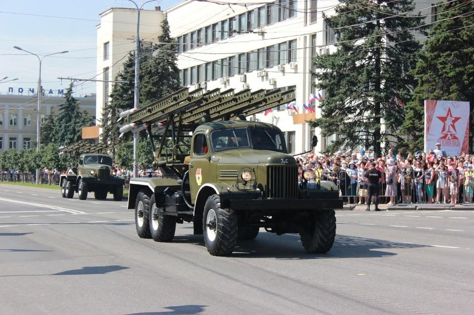 Парад Победы пройдет в Донецке 9 мая