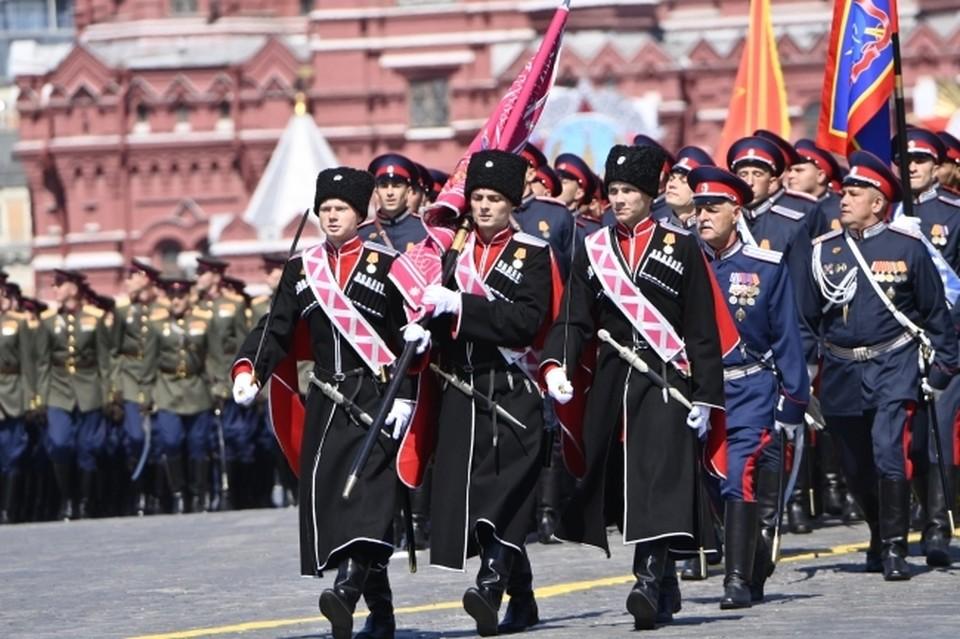 Парад исторических отделов Кубанского казачьего войска пройдет в Краснодаре 24 апреля