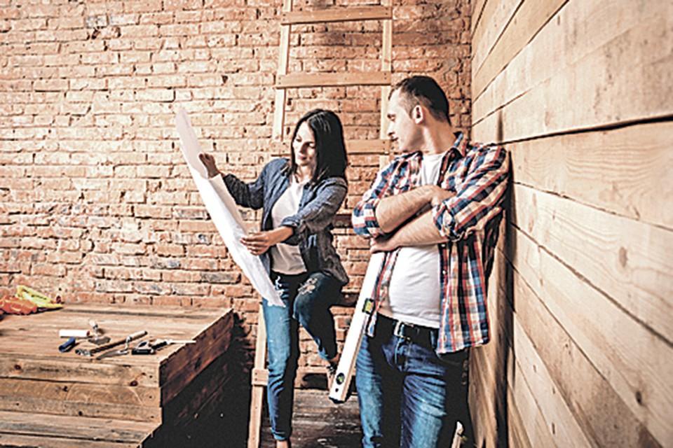 Чтобы выбрали вашу анкету, важно не только показать пространство квартиры, но и эффектно преподнести историю об активной творческой семье.