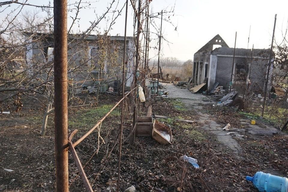 Под обстрелом вновь оказались многострадальные поселки Донецка и Горловки