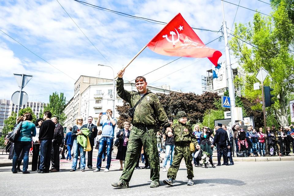 В ДНР готовятся к проведению массовых мероприятий на День Победы