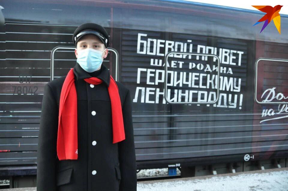 Тематический поезд заедет в 51 город, в том числе и в Мурманск.