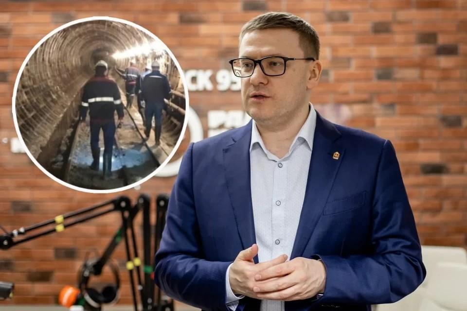 Алексей Текслер заявил, что проект метрополитена впишут в новую маршрутную сеть