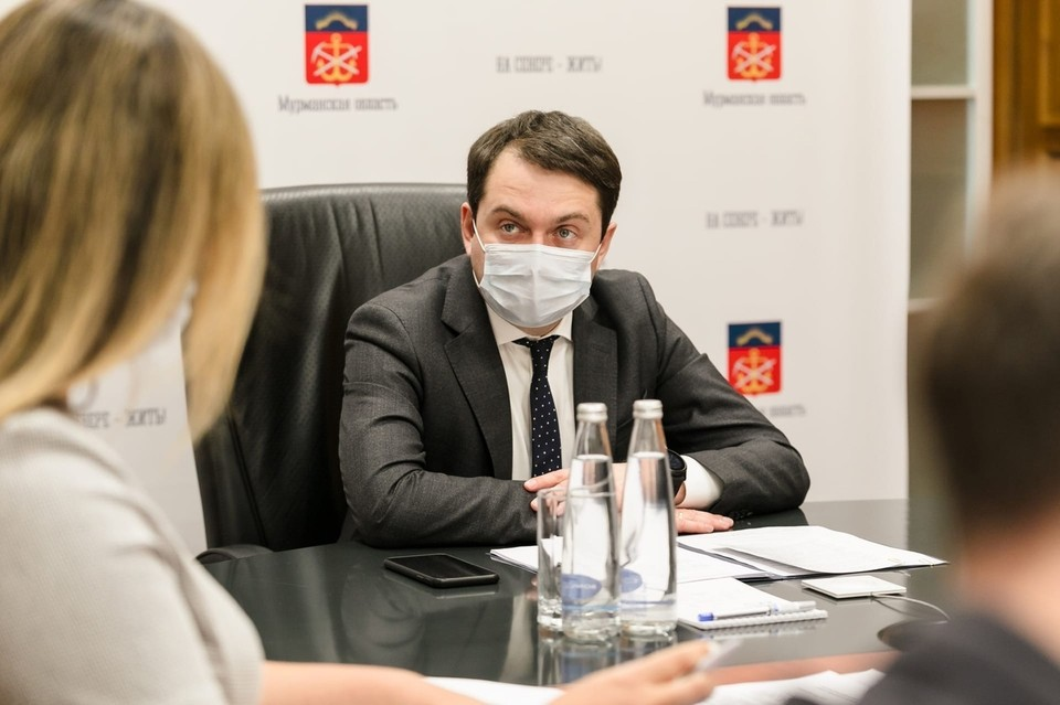 Андрей Чибис подписал постановление о создании Центра арктических компетенций. Фото: правительство Мурманской области