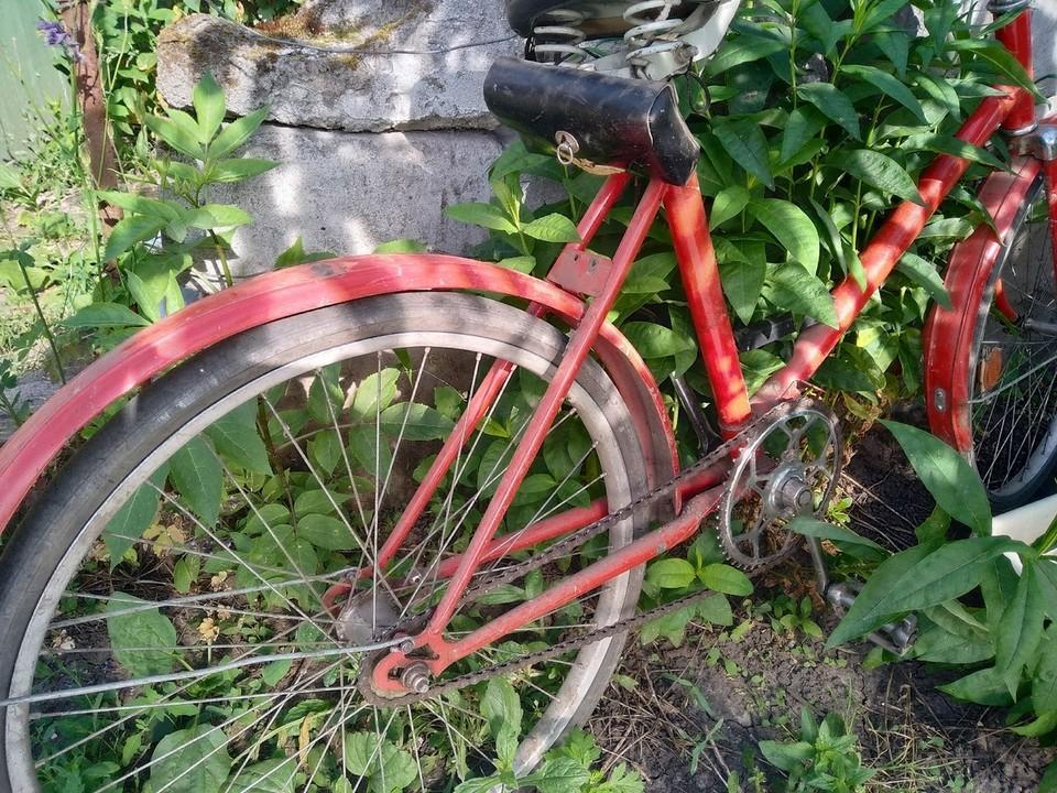 Велосипедист получил травмы