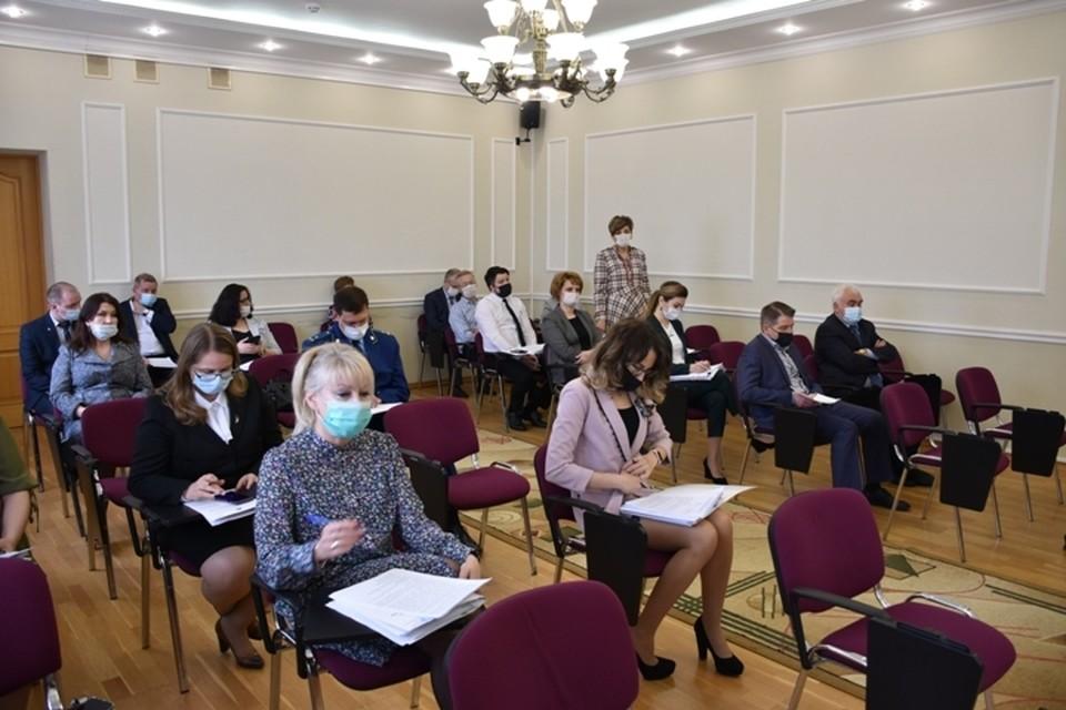 Фото: пресс-служба Орловского облсовета