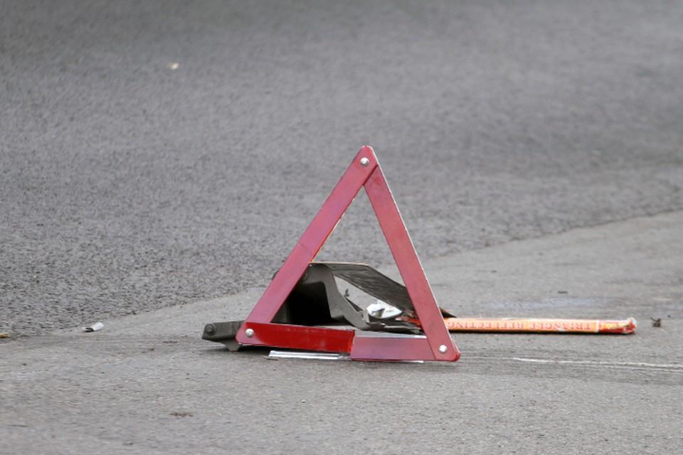 Авария произошла ближе к вечеру 21 апреля.