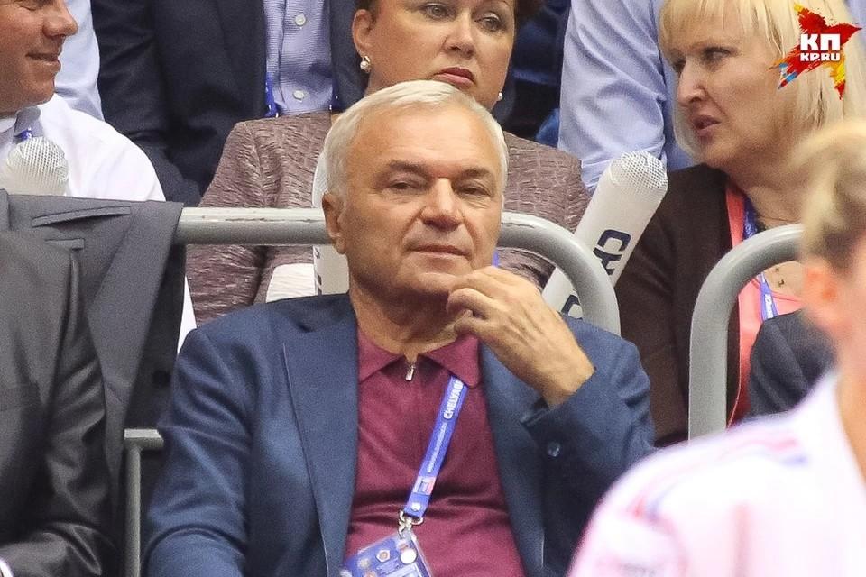 Виктор Рашников снова оказался самым богатым предпринимателем на Южном Урале