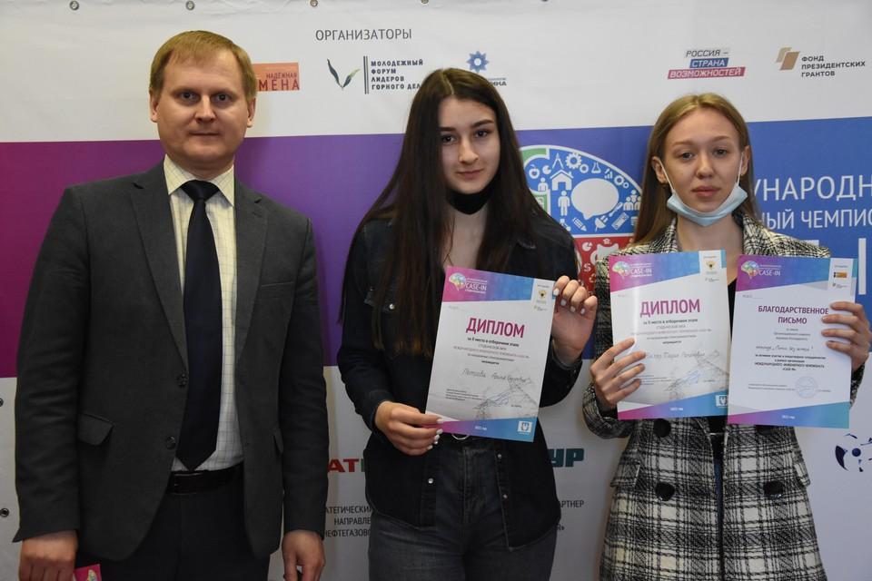 Алтайские студенты вышли в финал чемпионата CASE-IN
