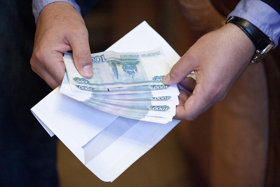 В Брянской области средний размер взятки составил 195 тысяч рублей
