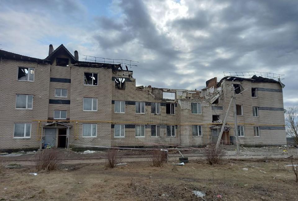 Следователи назвали причину взрыва в Нижегородской области.